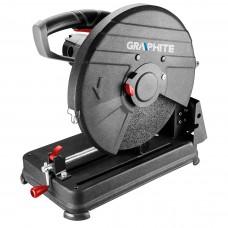 Metalo pjovimo pjūklas 2600 W, diskas 355 x 25,4 mm