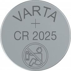 Mikro elementai Varta li-ion CR2025