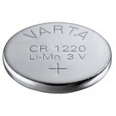 Mikro elementai Varta li-ion CR1220