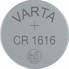 Mikro elementai Varta li-ion CR1616