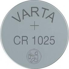 Mikro elementai Varta li-ion CR1025