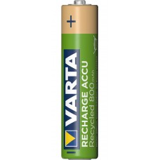 Įkraunama baterija Varta AAA 800MAH (Perdirbta)