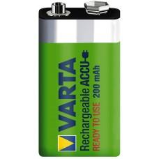 """Įkraunamos baterijos Varta  """"Accus"""" 8,4V"""