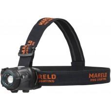 Ant galvos tvirtinamas žibintuvėlis Halo 540 RE Mareld su sensorium