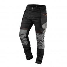 Darbo kelnės HD Slim, nuimamos kišenės