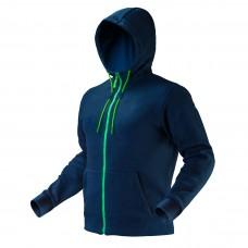 Darbinis džemperis su gobtuvu PREMIUM, dvisluoksnis