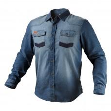 Darbinai marškiniai, DENIM