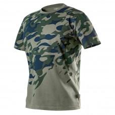 Marškinėliai CAMO