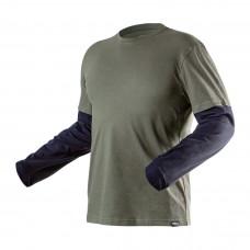 Marškinėliai ilgomis rankovėmis CAMO