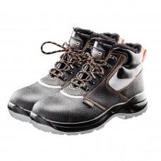 Apšiltinti apsauginiai neperšlampami batai S3 SRC, plieninis pirštas ir įdėklas