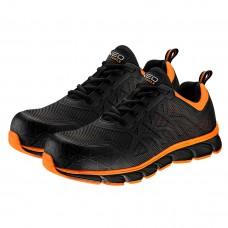 Darbo batai S1 SRC, apsaugotais pirštais
