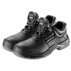 Darbiniai batai O2 SRC, odiniai, CE