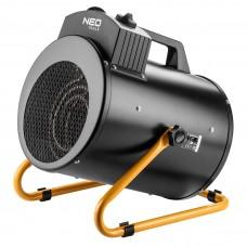 Pastatomas elektrinis šildytuvas NEO, 5000W, IPX4, 90-069