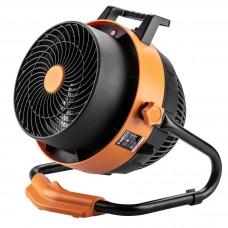 Pastatomas elektrinis šildytuvas/ventiliatorius NEO, 2400W, 90-070