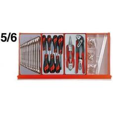 3 dalių vežimėlis su įrankiais Teng Tools TCMM479 (479 dalių)