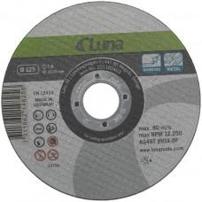 Pjovimo diskas Luna geležiai ir plienui Heavy duty 230X2,0X22,23